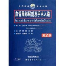 血管局部解剖及手术入路  第2版_樊菁主译_2012年