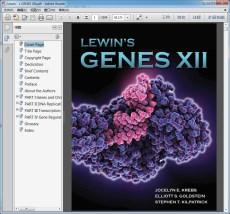 """Lewin""""s GENES XII"""