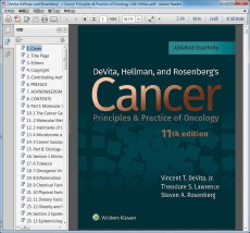 DeVita,Hellman,and Rosenberg's Cancer Principles & Practice of Oncology 11th Edition