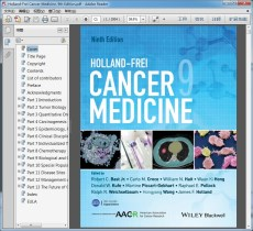 Holland-Frei Cancer Medicine, 9th Edition