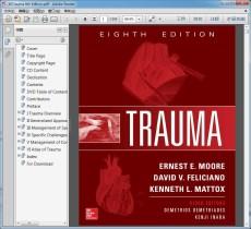 Trauma 8th Edition