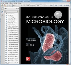 Foundations in Microbiology 10th Edition