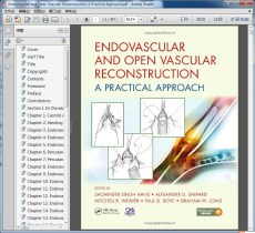 Endovascular and Open Vascular Reconstruction A Practical Approach