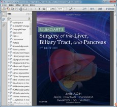 "Blumgart""s Surgery of the Liver, Biliary Tract and Pancreas 6th Edition 2 Volume Set"