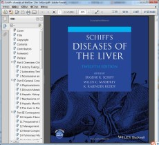 """Schiff""""s diseases of the liver 12th Edition"""