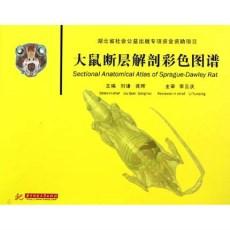 大鼠断层解剖彩色图谱_刘谦,龚辉主编_2010年(彩图)