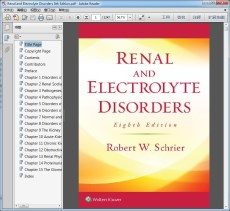 Renal and Electrolyte Disorders 8th Edition