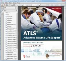 ATLS Advanced Trauma Life Support 10th Edition Student Course Manual