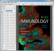 Kuby Immunology 8th Edition(库比免疫学 第8版)