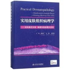 实用皮肤组织病理学 结构模式分类 病理与临床图片对应 第2版_高天文主编_2018年(彩图)