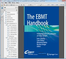 The EBMT Handbook _Hematopoietic Stem Cell Transplantation and Cellular Therapies