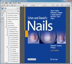 "Scher and Daniel""s Nails 4th Edition(谢尔和丹尼尔的指甲病学 第4版)"