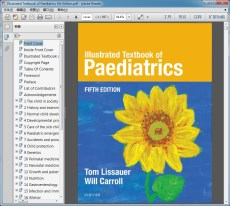 Illustrated Textbook of Paediatrics 5th Edition(儿科图解教材 第五版)