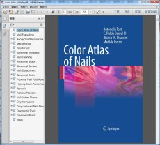 Color Atlas of Nails(甲病彩色图谱)