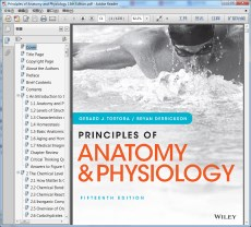 Principles of Anatomy and Physiology 15th Edition(解剖生理学原理 第15版)
