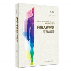 实用人体解剖彩色图谱  第3版_羊惠君主编_2018年(彩图)