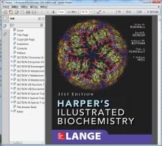 Harper's Illustrated Biochemistry 31th Edition(哈珀图解生物化学 第31版)