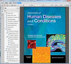 Essentials of Human Diseases and Conditions 5th Edition(人类疾病和条件的要素 第5版)