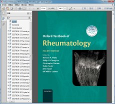 Oxford Textbook of Rheumatology 4th Edition(牛津风湿病学教材第四版)