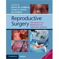 "Reproductive Surgery The Society of Reproductive Surgeons"" Manual(生殖外科医师手册)"
