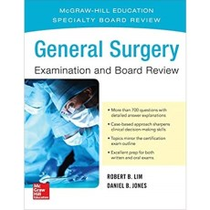 General Surgery Examination and Board Review(普外科检查和委员会审查)