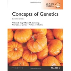 Concepts of Genetics 11th Edition(遗传学的概念 第11版)