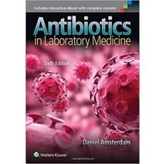 Antibiotics in Laboratory Medicine 6th Edition(实验医学中的抗生素 第六版)