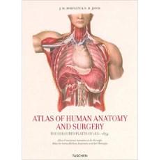 Atlas of Human Anatomy and Surgery(人体解剖与外科图谱)