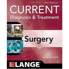 Current Diagnosis and Treatment Surgery 14th Edition(当代外科诊疗学 第14版)