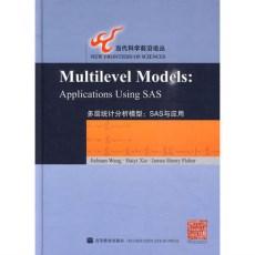 多层统计分析模型:方法与应用_王济川,谢海义,姜宝法著_2008年