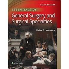 Essentials of general surgery and surgical specialties 6th Edition(普通外科和外科专科要点 第6版)
