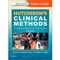"Hutchison""s Clinical Methods _An Integrated Approach to Clinical Practice 24th Edition(临床方法临床实践的综合方法 第24版)"