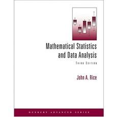 Mathematical Statistics and Data Analysis 3rd Edition(数理统计与数据分析 第三版)