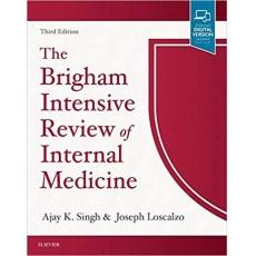 The Brigham Intensive Review of Internal Medicine 3rd Edition(布里格姆内科学综合评论第三版)