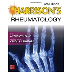 "Harrison""s Rheumatology, 4th Edition(哈里森风湿病学 第4版)"