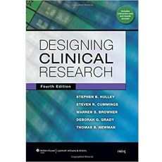 Designing Clinical Research 4th Edition(临床研究设计 第4版)