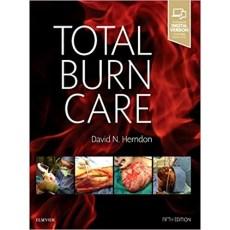 Total Burn Care 5th Edition(全身烧伤护理 第5版)