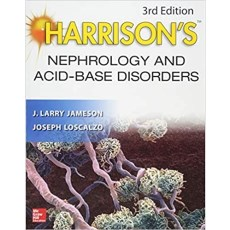 "Harrison""s Nephrology and Acid-Base Disorders, 3rd Edition(哈里森的肾病和酸碱紊乱 第3版)"