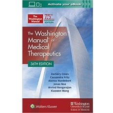 The Washington Manual of Medical Therapeutics 36th Edition(华盛顿医学治疗手册 第36版)