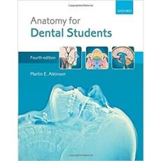 Anatomy for Dental Students 4th Edition(牙科学生解剖学 第4版)