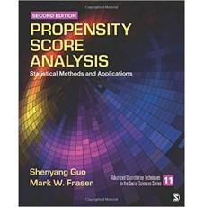 Propensity Score Analysis Statistical Methods and Applications 2nd Edition(倾向性得分分析统计方法及应用第2版)