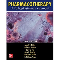 Pharmacotherapy A Pathophysiologic Approach 10th Edition(药物治疗病理生理学方法)