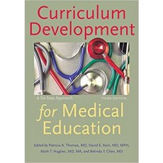 Curriculum Development for Medical Education A Six-Step Approach 3rd Edition(医学教育课程开发六步法 第3版)