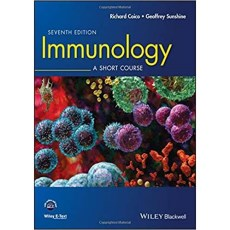 Immunology A Short Course 7th Edition(免疫学短期课程第7版)