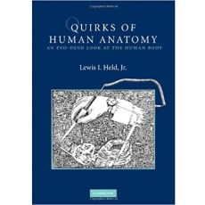 Quirks of Human Anatomy An Evo-Devo Look at the Human Body(人体解剖学的怪癖对人体的看法)