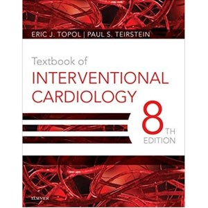 Textbook of Interventional Cardiology 8th Edition(介入心脏病学教材 第8版)