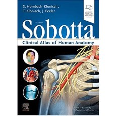 Sobotta Clinical Atlas of Human Anatomy(索伯特人体解剖学临床图谱)