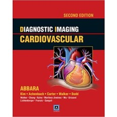 Diagnostic imaging Cardiovascular 2nd Edition(心血管影像诊断 第2版)
