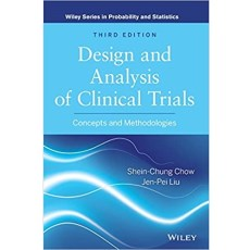 Design and Analysis of Clinical Trials_ Concepts and Methodologies 3rd Edition(临床试验的设计和分析 概念和方法)