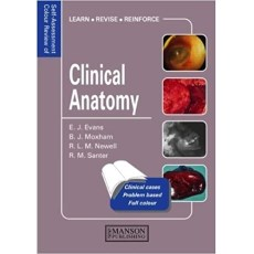 Self-Assessment Colour Review of Clinical Anatomy(临床解剖学自我评价颜色回顾)